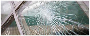 Tulse Hill Smashed Glass